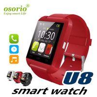 U8 SmartWatch GT08 androide DZ09 A1 P18 M26 Samsung Smart acecha SIM reloj teléfono móvil inteligente puede registrar el reloj inteligente estado de sueño