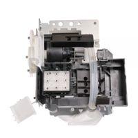 Açık eko solvent yazıcı mürekkep pompası meclisi için Mutoh VJ1604 VJ1624 VJ1204 VJ1304 EPSON DX5 kapatma istasyonu