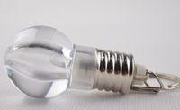 الصمام سلسلة مفتاح المصباح الكهربائي ، هدية صغيرة مبتكرة ، تعزيز هدية مجانية ، لمبة صغيرة (لون RGB / أبيض)
