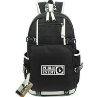 أمة الملايين على ظهره العامة يوم العدو حزمة الهيب هوب حقيبة مدرسية الكمبيوتر packsack الجودة حقيبة الظهر الرياضة المدرسية daypack