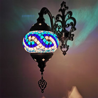 2019 Newest Mediterranean style Art Deco Turkish Mosaic Wall...