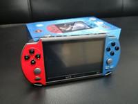 Sup 4,3 pouces pour GBA portable Console de jeux X7 300 joueurs Jeux Rétro Gratuit écran LCD Game Player pric usine