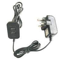 Accessori per mobili Reclinabile Divano letto Hardware Commercio all'ingrosso Made in China Dual USB2.0 Ports Sudafrica India Plug 5V2A Adattatore di alimentazione