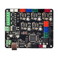 Freeshipping Base de MKS Kit Imprimante 3D V1.5 carte contrôleur d'imprimante 3D avec Mega 2560 R3 Carte mère RepRap Ramps1.4 + 12864 Controller LCD