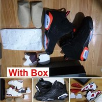 2019 6 Black Infrared 6S VI Black 6 Infrareds Black legend U...