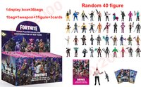 77types Action Figure Cartoon Fortnite Plastic Doll toys kid...