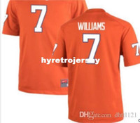 New Arrival. Cheap Youth  7 Orange white Mike Williams Clemson Tigers  Alumni Jersey ... 7e2506344