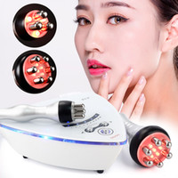 RF Body Slimming Maschine Portable Home Use 2 in 1 Radio Frequency Gesicht Madhine für Hautverjüngung Anti-Aging