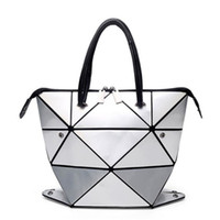 goood quality 2019 New Women Bag Famous Brand Geometric Fold...