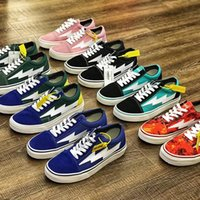 2019 Revenge X Storm Old Skool Casual Shoes Sneakers Bolt Re...