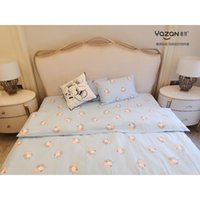 YAZAN The high quality bedding set with 100% cotton Pure and...