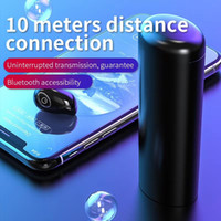 Mini Hidden TWS Earphone Wireless Bluetooth 5. 0 Headset Head...