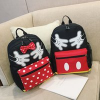 mouse Children bag school backpack boy girl bag cartoon kind...