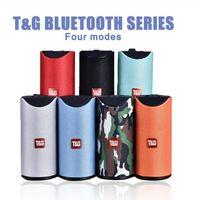 المتحدثون TG113 البسيطة مكبر الصوت بلوتوث اللاسلكية مكبر للصوت يدوي نداء الملف ستيريو باس باس الدعم TF بطاقة USB AUX مرحبا فاي بصوت عال