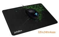 جديد الماسح منصات الماوس 320x240x4 ملليمتر قفل حافة الألعاب ماوس الوسادة ألعاب لعبة أنيمي ماوس الفأر حصيرة سرعة النسخة ل الماسح Adder التجزئة حزمة