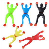 Novelty products toy slime Viscous Climbing Spider- Man one p...