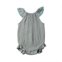 d82ed9cf9f0 ... Romper Jumpsuit Spring Autumn Baby Girl Clothing. US  4.23   Piece. New  Arrival