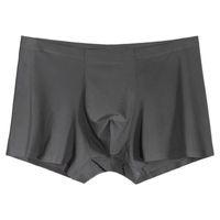 3 PC / Los Seamless Boxer Herren-Unterwäsche Herren-Unterhose-Männer Spandex Sexy Special für Männer Short Slips Cuecas asiatische Größe L bis 3XL