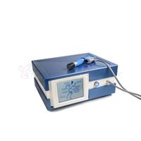 ¡Artículos calientes! Compresor alemán importado 8 bar 2000000 tomas terapia de ondas de choque / manejo de disfunción eréctil extracorpórea
