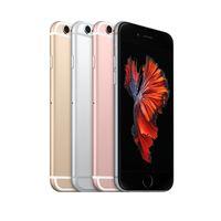 Orijinal Apple iPhone 6S 16GB 32GB 64GB 128GB Çift çekirdekli iOS Sistem ile Dokunmatik Kimliğin 4G LTE Yenilenmiş Telefon