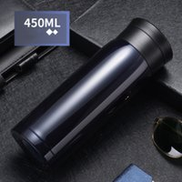 450ml Thermos Stainless Steel Thermal Cup Bottle Travel Mug ...