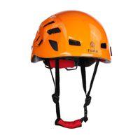 Outdoor Sport professionnel Sécurité Anti impact Escalade de patinage Dérive réglable Protection Tête Casque de vélo de montagne