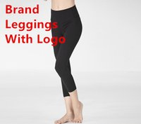 2018 High Waist Lu Supplier Good Quality Quick Dry Joggings ...