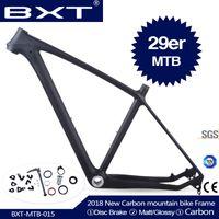 2019 bxt ماركة t800 الكربون mtb الإطار 29er mtb الكربون الإطار 29 الكربون الدراجة الجبلية الإطار 142 * 12 أو 135 * 9 ملليمتر دراجة إطارات