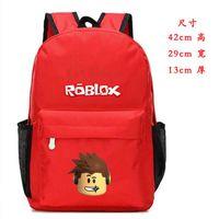 6 colori gioco Borsa scuola cartoon zaino Backpacks backpacks studenti libro zaino anime figure giocattoli per ragazzi ragazza