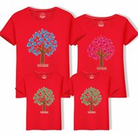 2019 New Family Clothes Cute O- neck T Shirt Family Look Mom ...