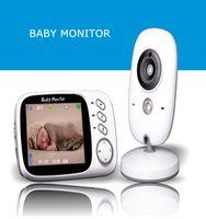 3,2 polegada cor lcd video wireless bebê câmera monitor noite visão nanny segurança câmera monitoramento de temperatura bebe monitor