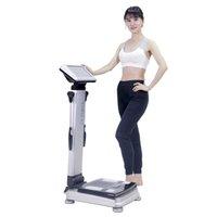 Nls salute del corpo Fat Analyzer composizione corporea analizzatore analisi con Bluetooth Stampa Corpo Bilancia digitale Analyzer macchina