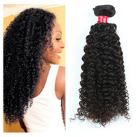 Dilys Kinky Curly Brazilian Virgin Hair Bundles Peruvian Ind...