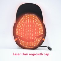 ذات جودة عالية! يزر نمو الشعر آلة 650NM 276 الثنائيات معدات الليزر لتساقط الشعر