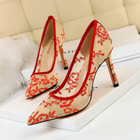 Fashion Banquet Women Shoes Wedding Shoes Stiletto High Heel...