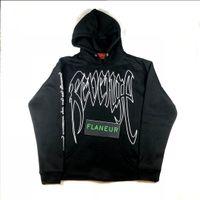 XXXTentacion İntikam Baskılı Erkek Hip Hop Kapüşonlular Casual Kapşonlu Sweatshirt Erkek Kuş Desenler Baskılı High Street Kazak