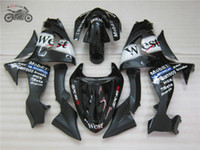 Aftermarket fairings kit for Kawasaki Ninja ZX- 10R 2006 2007...