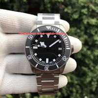Best Edition Наручные часы 42 мм 25600 25600TN 25600TB Титановый браслет Swiss ETA 2824-2 Механизм Автоматические механические мужские часы Часы