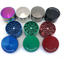 High Quality Sharpstone Grinder Herb Grinder Metal Zinc Allo...