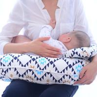 Almohada de lactancia Almohada Dibujos animados infantil Detectores de U Forma de U Cojín para dormir Enfermería Embarazo Almohadas de maternidad Suministros de maternidad LXL761-1