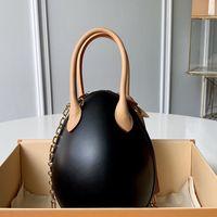 Дизайнер сумок конструктора тавра Женщины Женщина плеча мешок Crossbody ЯЙЦА сумки Мода Малой сумка сумка Кожа PU 20cm