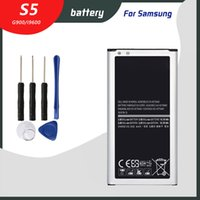 Orijinal Pil için Samsung Galaxy S5 S6 S7 S6 Kenar S7 Kenar G900S SM-G9200 SM-G9280 SM-G9300 SM-G9350 Yedek Bateria