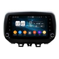 HD 9 pollici 8 core PX5 Android 9.0 4G Car DVD Radiohead Unità per Hyundai IX35 Tucson 2018 -2020