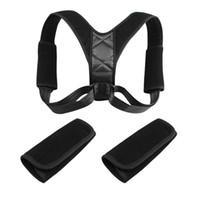 Corrector de postura de espalda superior postura hombro espalda soporte Corrector recto hombros Brace cuidado de la salud Unisex