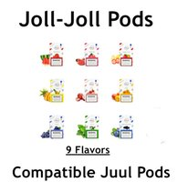 Original Joll- Joll Compatible Pods 0. 7ml Prefilled Vape Cart...