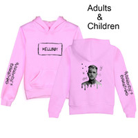 lil peep hoodie child casual autumn and winter popular pullo...