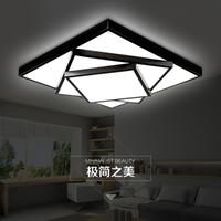 뜨거운 거실 천장 조명 램프 거실 침실 Lustres 드 살라 홈 실내 조명 디 밍이 가능한 밝기