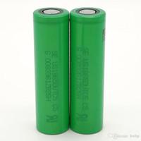 500pcs 100% di alta qualità per SONY VTC5 18650 2600mAh 3.7V per IMR batterie per LG SONY Samsung ricaricabile litio