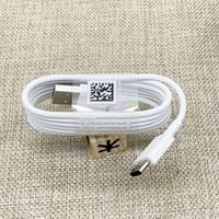 Оригинальный OEM Micro USB Зарядное устройство Тип C Кабели зарядки Адаптер Шнур данных Кабель для Samsung Galaxy S10 S21 S8 S7 S6 Примечание 10 20 HTC Xiaomi LG Huawei Phone