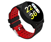 Smart Bracelet Fitness 1. 3 Inch TFT Color Screen Heart- rate ...